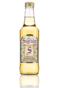 Cachaca Sagrada Ice